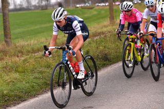Anna Plichta (Trek-Segafredo) at the 2020 Driedaagse Brugge-De Panne