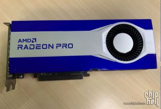 AMD Radeon Pro GPU