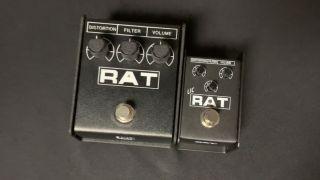 ProCo Lil Rat distortion pedal