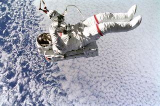 space history, EVA, SAFER