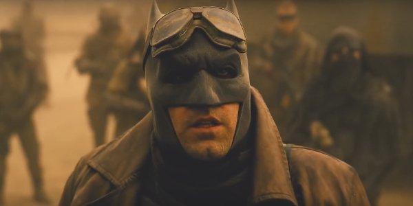 Batman v Superman: Dawn of Justice Batman Knightmare outfit
