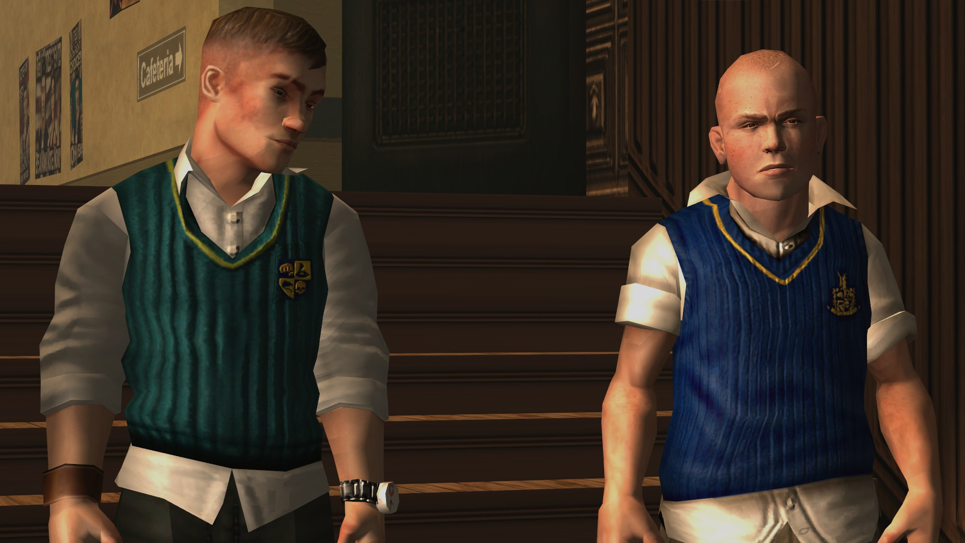 Bully Fans Are Desperate For A Sequel Pc Gamer