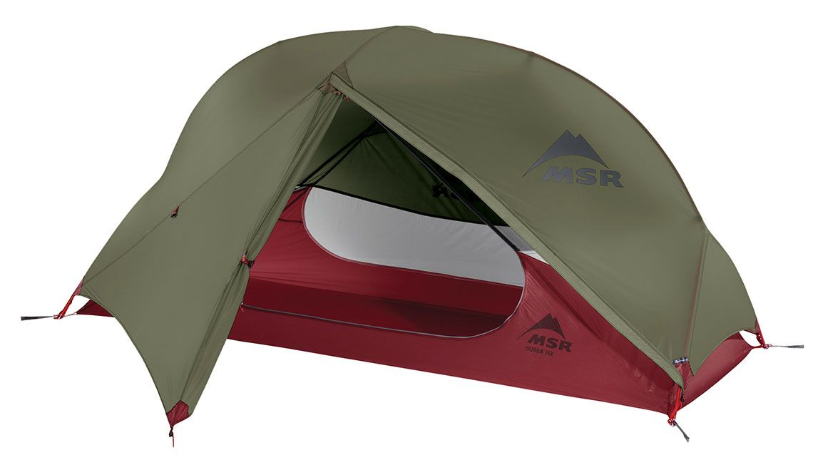 small 2 person backpacking tent
