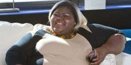 Why Gabourey Sidibe Doesn't Want To Be Congratulated For Weight Loss