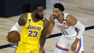 Lakers vs Thunder live stream