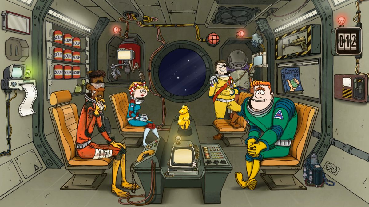 60 Parsecs Is A Space Age Survival Game From The Maker Of