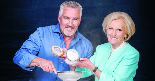 Paul Hollywood, Great British Bake Off