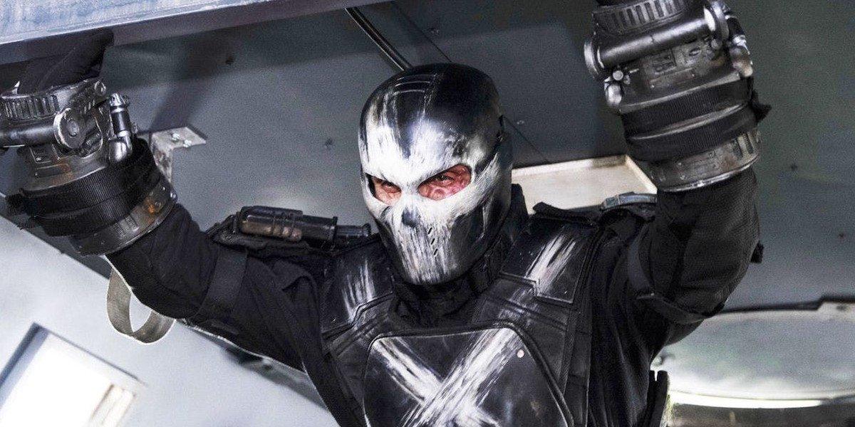 Crossbones in Captain America: Civil War