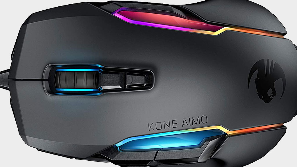 Roccat's Kone AIMO Remastered is a fantastic mouse and is down to $60 right now