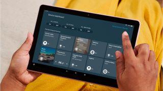 Amazon Fire HD 10 Plus - best tablets under $200