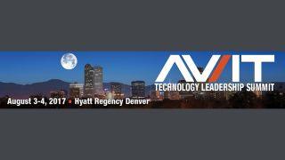 Gartner's Research Director Mike Walker to Deliver Keynote at AV/IT Leadership Summit in Denver, August 3-4