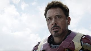 Robert Downey Jr. in Captain America: Civil War