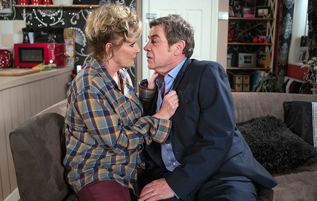 Liz McDonald Johnny Connor
