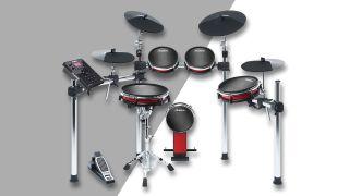 Alesis Crimson II mesh electronic drum set