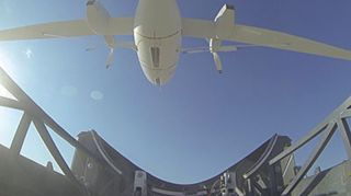 Boeing's Phantom Eye Drone