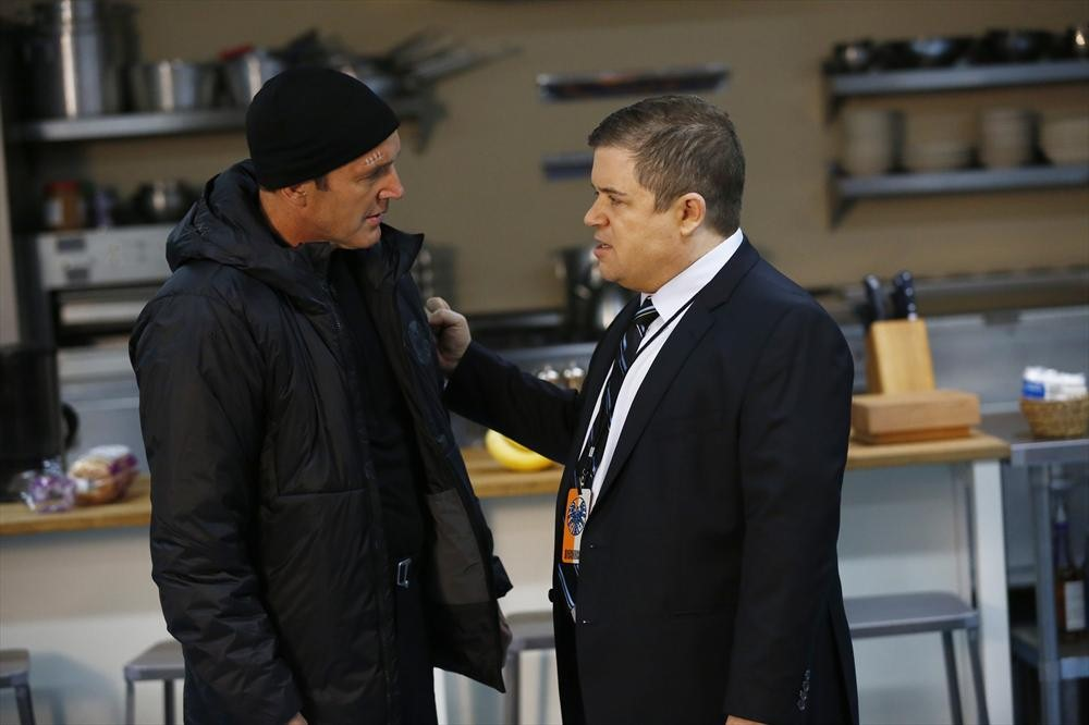 Agents Of S.H.I.E.L.D. Providence Trailer And Photos Tease A Big Reveal And Patton Oswalt #31046