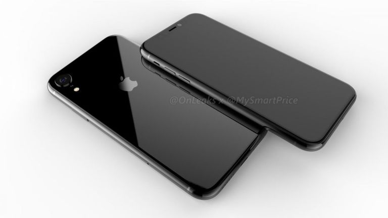 iPhone 6.1-inch render