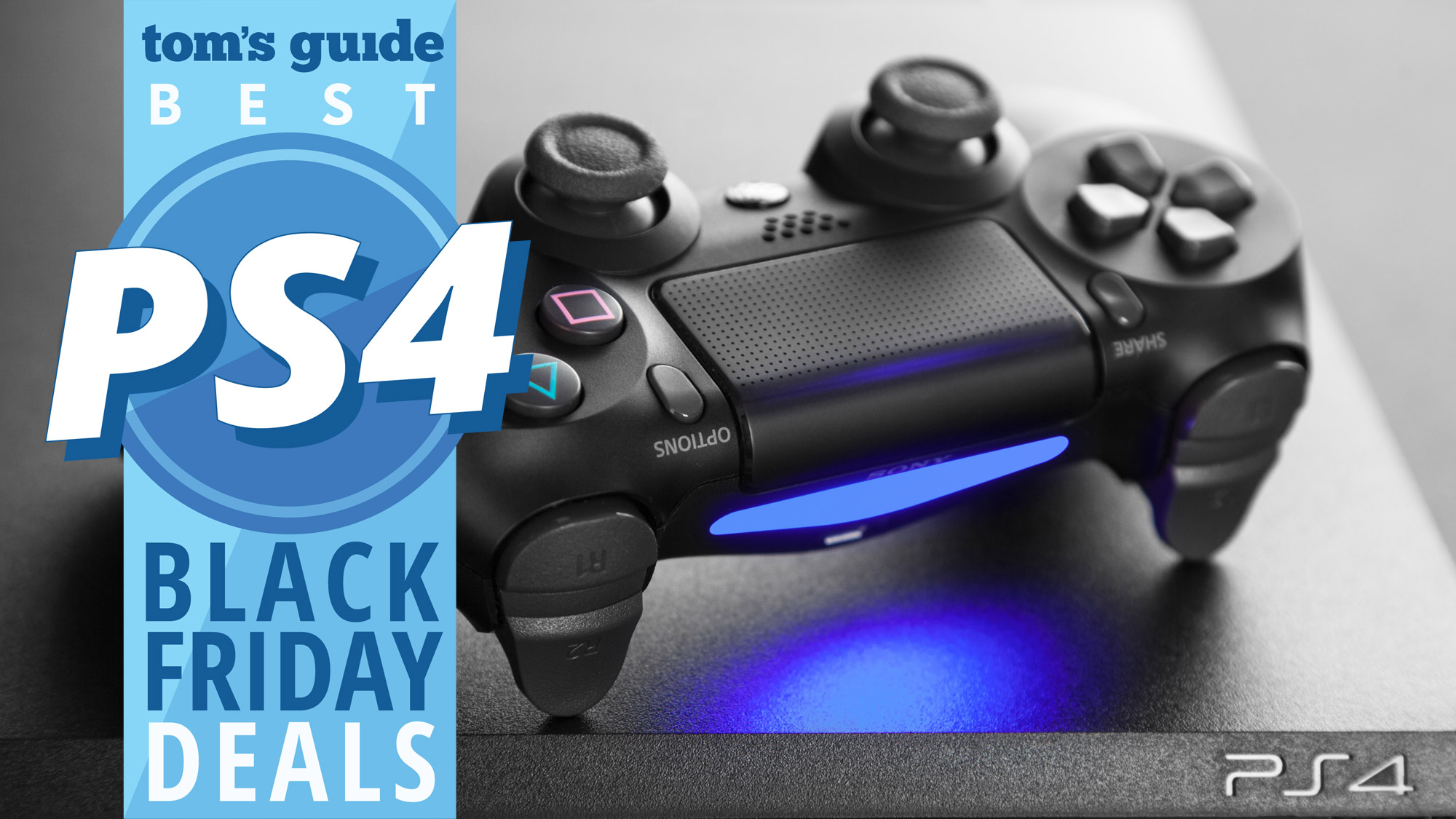 The Best Ps4 Black Friday Deals Tom S Guide