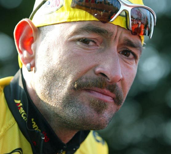 Marco Pantani. Credit: Offside/L'Equipe