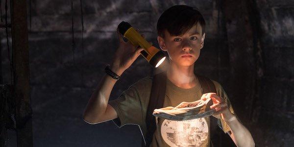 Jaeden Lieberher as Bill in IT