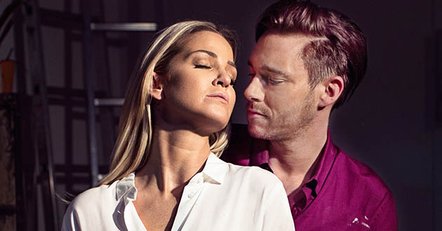 Ghost the Musical, Andy Moss, Sarah Harding