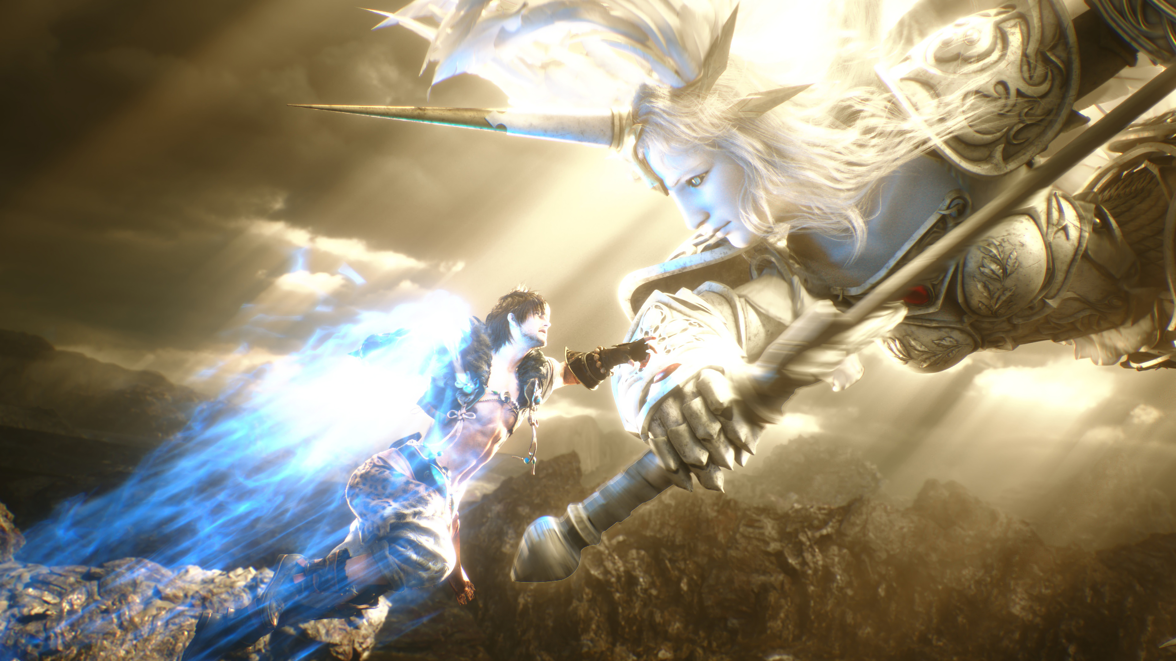 Final Fantasy 14 Shadowbringers Review Pc Gamer