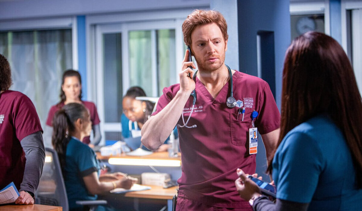 chicago med season 5 will halstead phone nbc