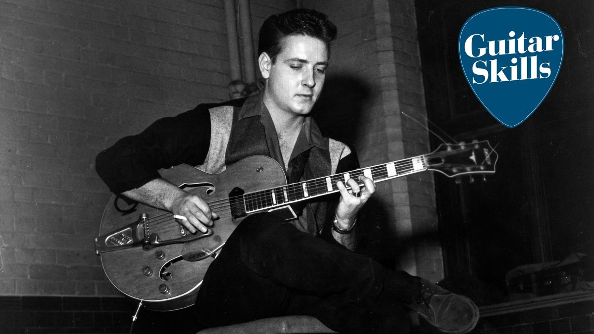Guitar skills: How to start playing rockabilly in 10 minutes