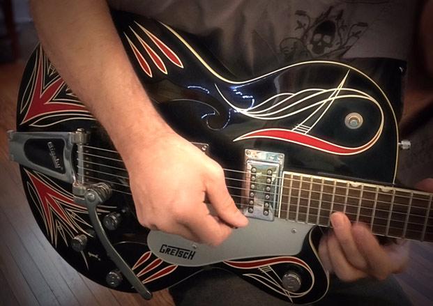 Three Essential Rockabilly Guitar Licks