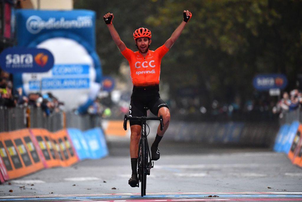 Giro d'Italia 2020 — этап 19