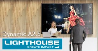 Lighthouse Provides LED Displays to AV Brands for Immersive Demonstrations During InfoComm 2018