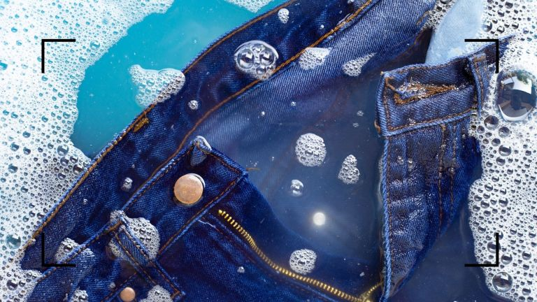 learn how to wash jeans