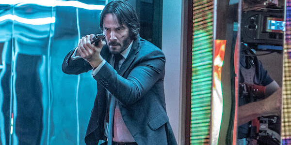 John Wick Chapter 2 Mirror