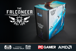The Falconeer PC giveaway