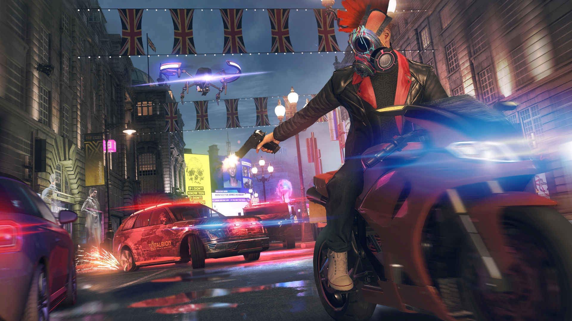 Watch Dogs Legion is the most impressive E3 demo I've played