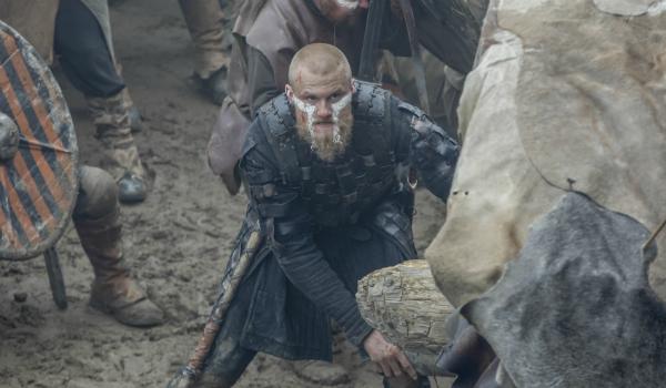 Vikings Bjorn Ironside Alexander Ludwig Storia