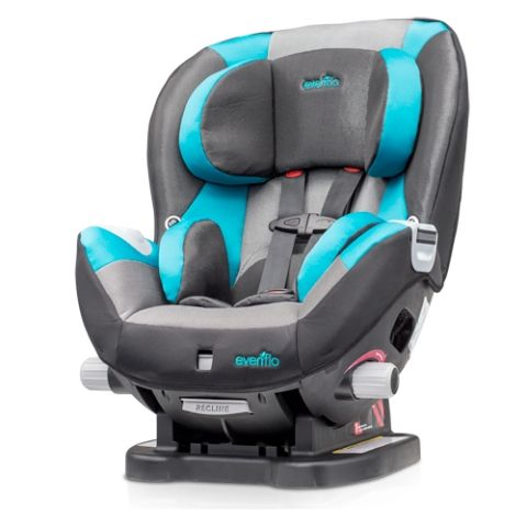 Evenflo Triumph LX Platinum Car Seat Review