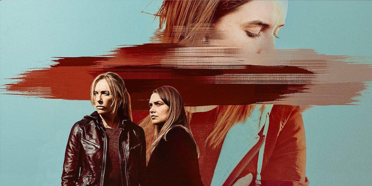 Merritt Wever, Kaitlyn Dever, and Toni Collette in Unbelievable on Netflix