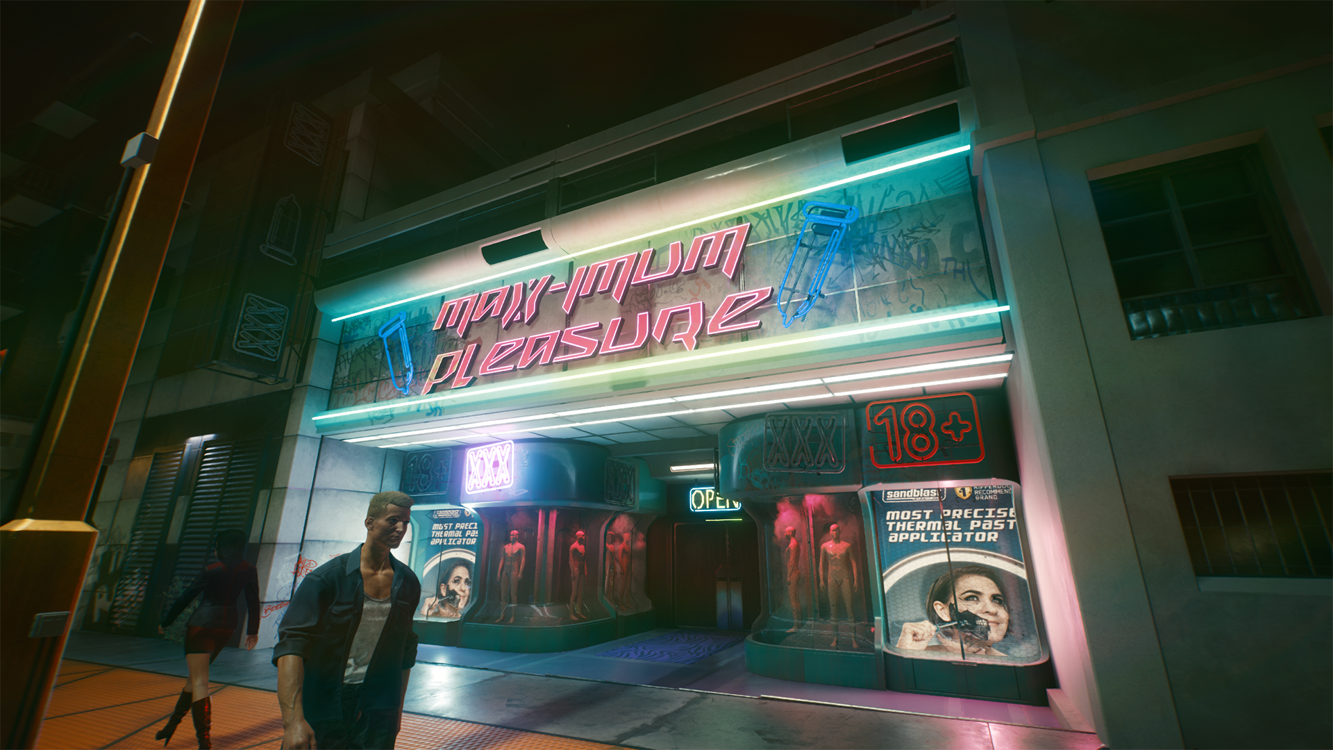 Cyberpunk 2077 I Fought The Law choices