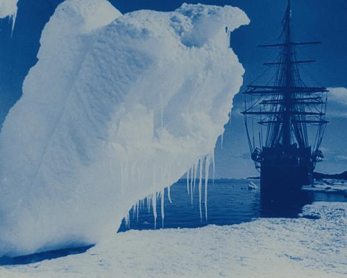 The Great White Silence - Herbert Ponting's 1924 film about Captain Scott's ill-fated 1910 expedition to the South Pole