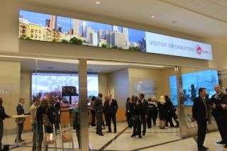 Hartsfield-Jackson Atlanta Intl. Airport Opens Welcome Center with Electrosonic Tech