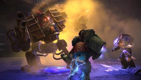 Warhammer 40,000: Space Marine Dreadnought DLC Adds New Multiplayer Mode #20336