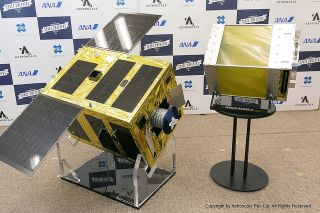 Astroscale's ELSA-d Space Junk Demonstration