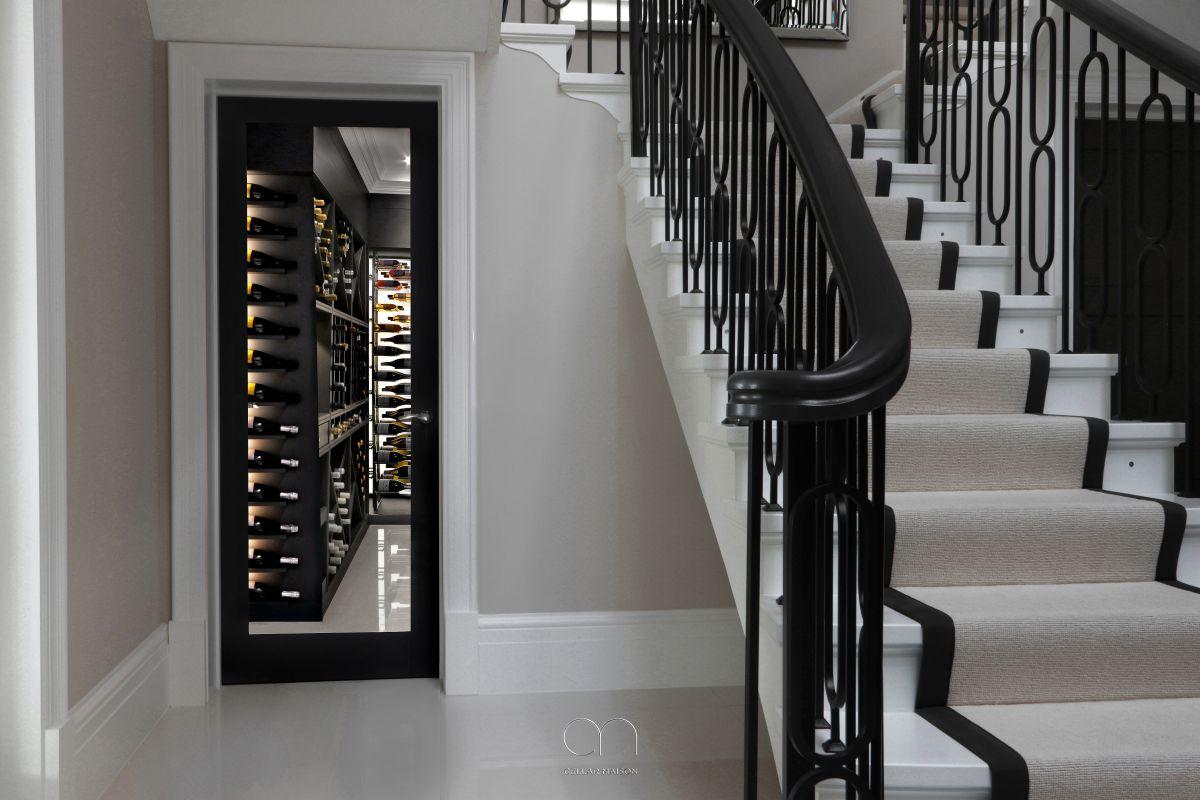 Gorgeous Wine Storage