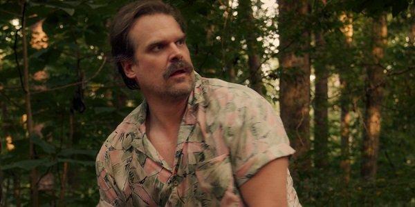 Hopper Stranger Things Netflix