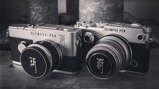 New Olympus-branded cameras in 2021… including Olympus PEN-F II?