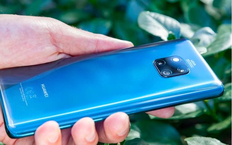 Huawei's Awesome Mate 20 Pro Is Finally for Sale in US