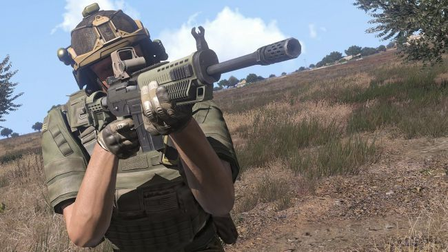Game Perang Offline PC Arma 3