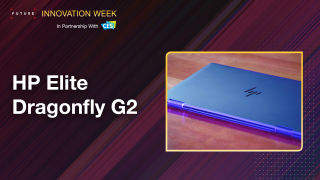 The HP Elite Dragonfly G2