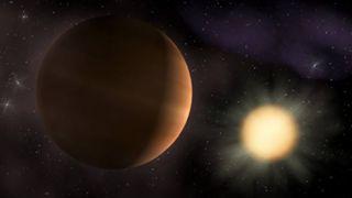 Modified Backyard Telescopes Find Extrasolar Planet